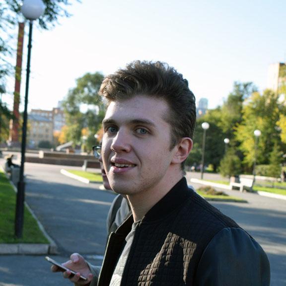 Anton Sidorenko - Junior Frontend-Developer of ZDM-auto